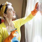 نصائح الراشد لـ تنظيف المرايا والزجاج
