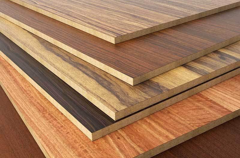 نوعية الأخشاب