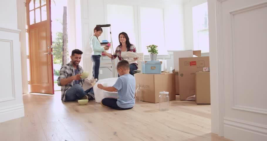 نصائح ترتيب اغراضك عند الانتقال من منزل لآخر