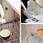نصائح لغسالات تنظيف الصحون